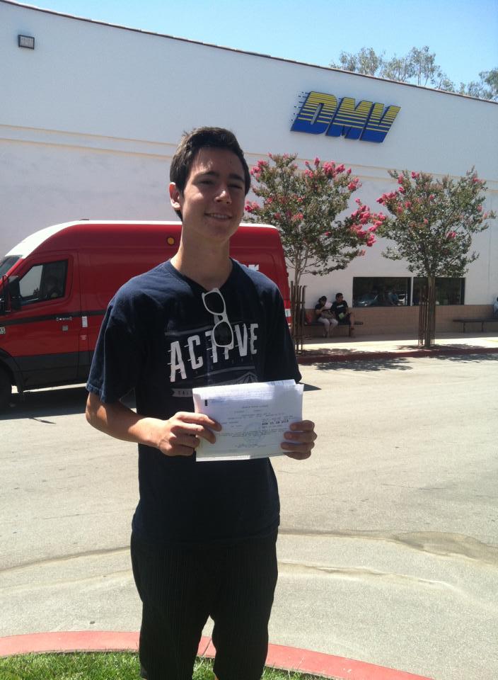 Steven - Northwood High School Varsity Driving Academy Graduate
